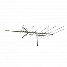 Ajhd Tx Pro Antena Logaritmica Para TV Digital 50-860 MHz