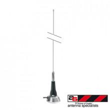 Asp7455 Pctel Antena Movil VHF Ajustable En Campo Rango De