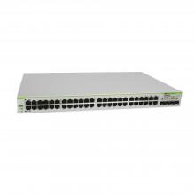Atgs9504810 Allied Telesis Switch Gigabit WebSmart De 48 Pue