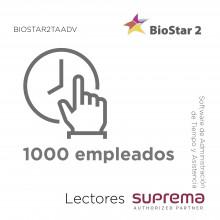 Biostar2taadv Suprema Software De Administracion De Tiempo Y