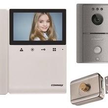 cmx104097 COMMAX COMMAX PA2 - Paquete de monitor color 4.3