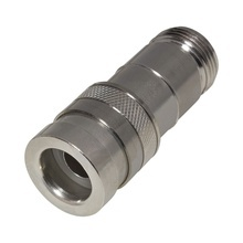 Compnf400 Rf Industriesltd Conector N Hembra - Compresion