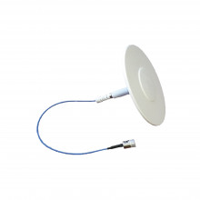Dasutwc500nf Pulse Larsen Antennas Antena Plana Blanca DAS P