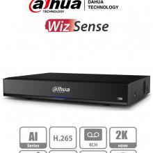 DHT0350003 DAHUA DAHUA XVR7104HE-4KL-I - DVR de 4 Canales 4k