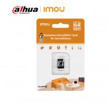 DHT1490002 DAHUA IMOU - Tarjeta Micro SD 64 Gbytes para Cama