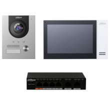 DHT2220011 DAHUA DAHUA KITKTP01S - Kit de Videoportero IP Fr