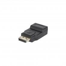 Dptohdmi Syscom Adaptador DisplayPort Macho A HDMI Hembra vg