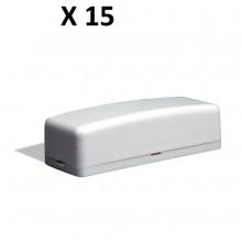 DSC1180057 DSC DSC WS4945 15PACK - Paquete 15 Contactos Mag