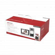 Dskis604pb Hikvision Kit De Videoportero IP WiFi Con Llamada