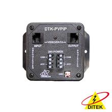 Dtkpvpip Ditek Protector Para Camara IP De Puerto RJ45 Y 24