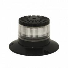 EB7260CA Ecco Baliza LED compacta discreta domo claro col