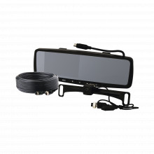 Ec4210bk Ecco Sistema Alambrico De Camara Y Monitor De 4.3 P