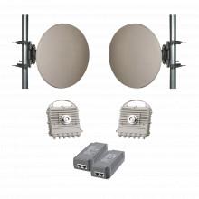 Eh8010fxkit2ft Siklu Enlace A La Velocidad De La Fibra Band