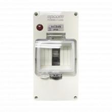 F56cb4n Epcom Powerline Gabinete Plastico Para Exterior IP66