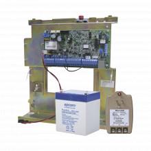 Forcekla500 Pima Kit De Alarma Con Sensores Cableados Conex