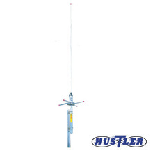 G64502 Hustler Antena Base Fibra De Vidrio UHF De 456-464 M