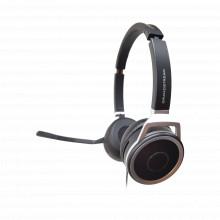Guv3005 Grandstream Audifonos HD USB Con Microfono Con Cance