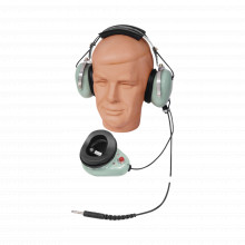 H3312 David Clark Auriculares Estilo Muff-Mic Para Operacion
