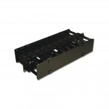 Hcm62ud Siemon Organizador De Cable Horizontal RouteIT Dobl