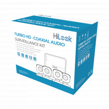 Hl1080psb Hilook By Hikvision MICROFONO Integrado Kit Turb