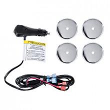 HLCMK Federal Signal 452340 Kit de montaje magnetico para