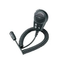 Hm164b Icom Microfono Negro. Para IC-M412/11. cargadores de