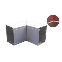 Inka100ei Thorsman Esquinero Interior De Aluminio Para Cana