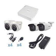 Kestxlt2b2dw Epcom KIT TurboHD 720p / DVR 4 Canales / 2 Cama