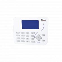 Klr500 Pima Teclado Programador Ultradelgado Compatible Con