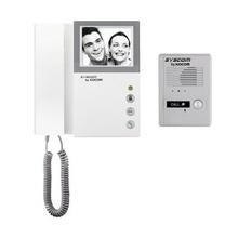 Kvm301 Kocom Kit De TV Portero Con Auricular Monitor Blanco