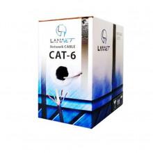 LNN2640002 LANNET LANNET LANUTPC6GY - CABLE UTP CAT6/ CAJA D