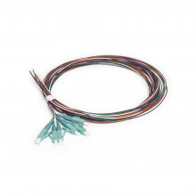 Lpfommpig06lc Linkedpro Kit De 6 Pigtails LC Multimodo OM3 5