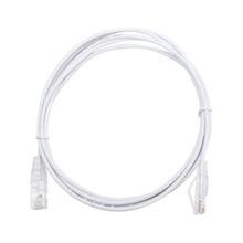 Lput6200wh28 Linkedpro Cable De Parcheo Slim UTP Cat6 - 2 M
