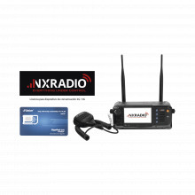 M5kitsimtel Telo Systems KIT Radio PoC Licencia NXRADIO I