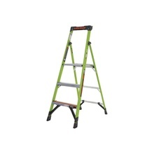 Mightylite5ia Little Giant Ladder Systems Escalera De Alumin