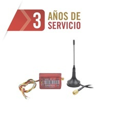 Mini014gv23y M2m Services Comunicador 3G/4G Dual SIM / INCLU
