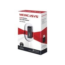Mw300um Mercusys Adaptador Inalambrico N USB 2.0 De 300 Mbps