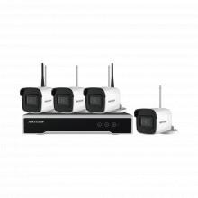 Nk42w0h1twdd Hikvision Kit IP Inalambrico 1080p / NVR 4 Cana