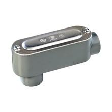 Olb0093c Rawelt Caja Condulet Tipo LB De 1 25.4 Mm Incluye