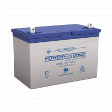 Ps121000u Power Sonic Bateria De Respaldo UL De 12V 100AH I