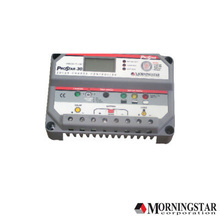 Ps30m Morningstar Controlador De Carga Y Descarga 12-24 Vcd