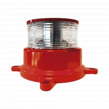 Redstardc Twr Lampara De Obstruccion Tipo L-864 LED De Medi