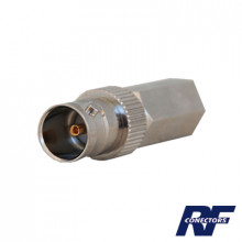 Rfb1722 Rf Industriesltd Conector BNC Hembra Roscable Para