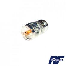 Rfn10361 Rf Industriesltd Adaptador En Linea De Conector N