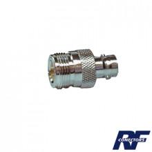 Rfn10391 Rf Industriesltd Adaptador En Linea De Conector N