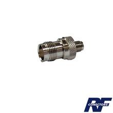 Rft12414 Rf Industriesltd Adaptador En Linea De Conector TN