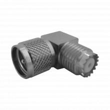 Rfu6308 Rf Industriesltd Adaptador En Angulo Recto De Cone