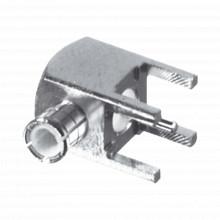 Rmx84001 Rf Industriesltd Conector MCX Macho En Angulo Rect
