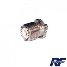 Rsa3475 Rf Industriesltd Adaptador En Linea De Conector SMA