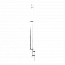 Rta150hd Hustler Tubo Reflector Para Antenas Hustler HD Aum